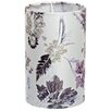 Gillian Arnold 15cm Winter Flourish Fabric Drum Pendant Shade