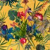 Gillian Arnold Summer Tropics 10m L x 52cm W Roll Wallpaper