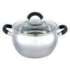 Wee's Beyond Stainless Steel Soup Pot with Lid