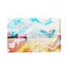 """Andrew Lee Leinwandbild """"Beach View"""" von Andrew Lee, Kunstdruck"""