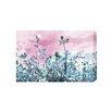 "Andrew Lee Leinwandbild ""Flower Berry Sky"" von Andrew Lee, Grafikdruck"