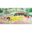 Andrew Lee French Champs Elysees Camero by Andrew Lee Graphic Art Wrapped on Canvas