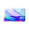 "Andrew Lee Leinwandbild ""French White Cliffs of Dover"" von Andrew Lee, Kunstdruck"