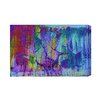 Andrew Lee London Tree Growth by Andrew Lee Graphic Art Wrapped on Canvas