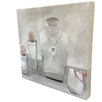 """Andrew Lee Fashion """"Elegance"""" Art Print Wrapped on Canvas"""