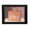 Andrew Lee Brown Bag Framed Art Print