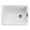 Rangemaster Sink & Taps Farmhouse Belfast 59.5cm x 45.5cm Ceramic Kitchen Sink