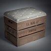 Tiffany Jayne Designs Elevated Apple Box Storage Stool