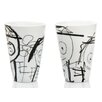 Aida Poul Pava 2 Piece Great guys Thermo Mug Set