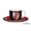 Königlich Tettau Kaffeetasse Kunst Tettau
