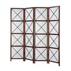 Geese 178cm x 175cm 3 Panel Room Divider