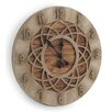 Geese 58cm Wooden and Metallic Wall Clock