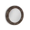 Geese Wooden Wall Mirror