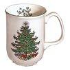 Cuthbertson Original Christmas Tree Traditional Mug (Set of 4)