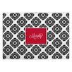 Chatsworth Marakesh Script Personalized Fabric Placemat