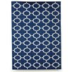 Budge Industries Winchester Royal Blue Indoor/Outdoor Area Rug