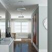 VONN Lighting Zuben LED Orbicular Semi-Flush Mount