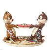 Disney Traditions Save Some For Santa Chip 'n' Dale Figurine
