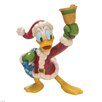 Disney Traditions Ring in the Holidays Donald Duck Figurine