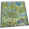 Sens Rugs Kreative Kids Safari Park Mat