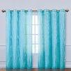 VCNY Abbey Curtain Panel