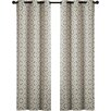 VCNY Dalton Curtain Panel (Set of 2)
