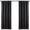 VCNY Amber Blackout Curtain Panel (Set of 2)