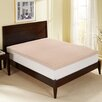 """Sleep Innovations 3"""" Sculpted Memory Foam Mattress Topper"""