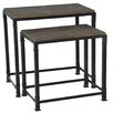 Madison Park Cirque 2 Piece Nesting Table Set