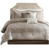 Madison Park Trinity 6 Piece Duvet Cover Set
