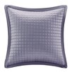 Madison Park Quilted Charmeuse Throw Pillow
