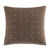 Madison Park Quilted Stitch Throw Pillow
