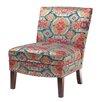 Madison Park Hayden Curved Back Slipper Chair
