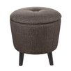 Madison Park Crosby Storage Ottoman