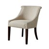 Madison Park Caitlyn Roll Back Barrel Chair