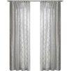 Madison Park Irina Single Light-filtering Curtain Panel