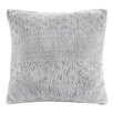 Madison Park Camilla Textured Plush Throw Pillow