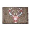 Pedrini LifeStyle-Mat Checkered Deer Doormat