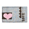Pedrini LifeStyle-Mat Love Heart Doormat