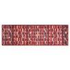 Pedrini LifeStyle-Mat Rectangular Multi-Coloured Runner