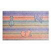 Pedrini LifeStyle-Mat Pastel Cats Doormat