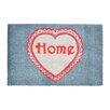 Pedrini LifeStyle-Mat 1 Heart Doormat