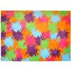 Pedrini LifeStyle Mat Pop Up Mixed Colours Rug