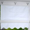 Kutti Lulea Roman Blind with Eyelets