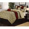 Nanshing America, Inc Bella 7 Piece Comforter Set