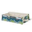 Brite Ideas Living Soft Sided Chino Frost Birch Storage Container with Canvas Handle