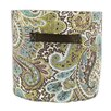 Brite Ideas Living Paisley Soft Sided Storage Container