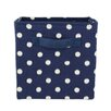 Brite Ideas Living Ikat Dot Sunshine Storage Bin with Handle