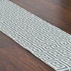 Brite Ideas Living Towers Lined Table Runner