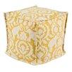 Brite Ideas Living Babar Cube Pouf Ottoman